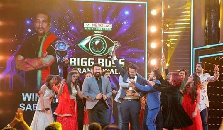 Bigg Boss Malayalam 1 winner sabu