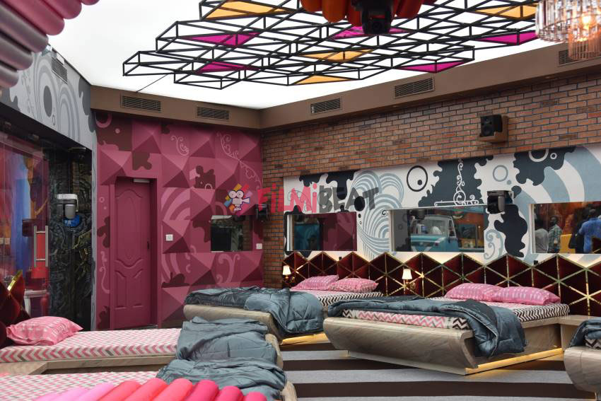 bigg boss malayalam season 2 house bedroom 5