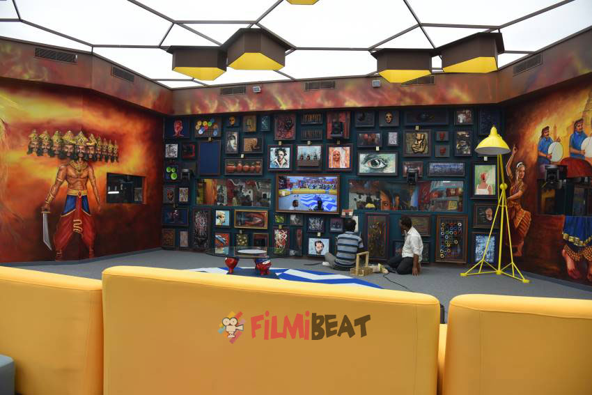 bigg boss malayalam season 2 house photo area
