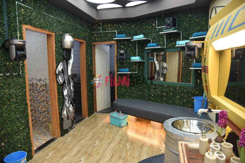 bigg boss malayalam season 2 house rest room
